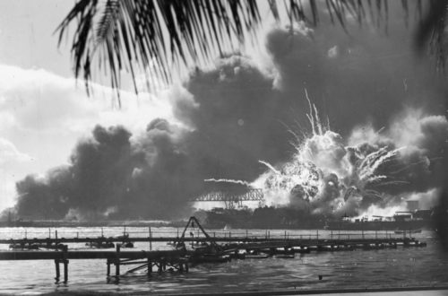 Remember Pearl Harbor